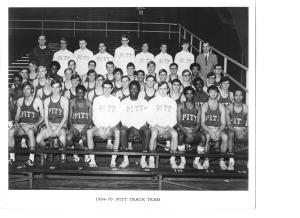 1969-70 Pitt Track Team
